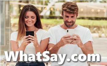 whatsay.com domain is for sale